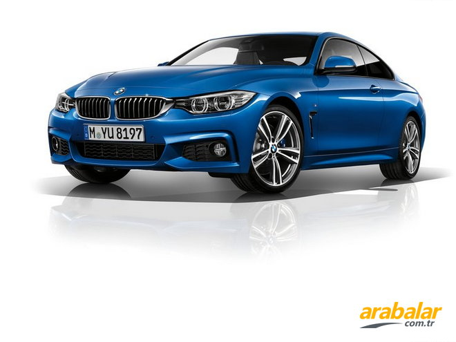 2016 BMW 4 Serisi Coupe 430i 2.0 Luxury Line AT