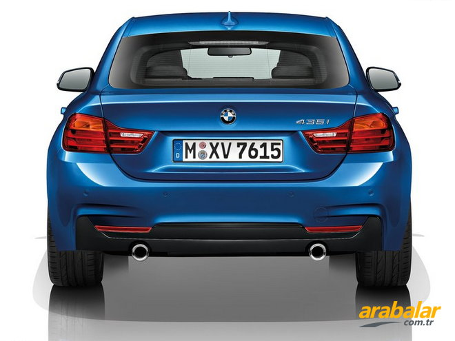 2016 BMW 4 Serisi 428i xDrive Gran Coupe