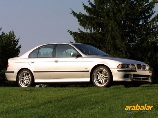 2002 BMW 5 Serisi 530d Exclusive