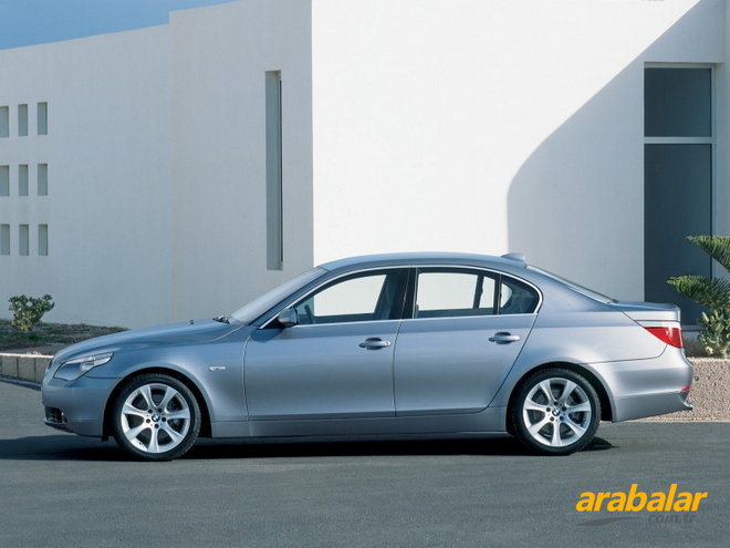 2004 BMW 5 Serisi 530d Exclusive