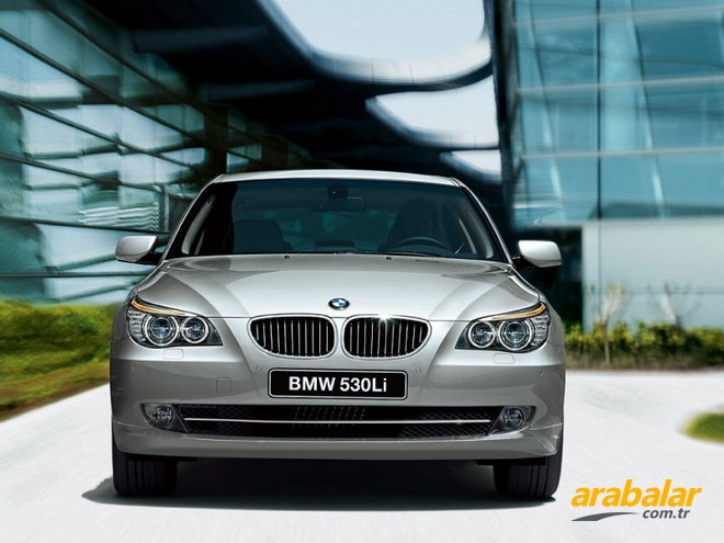 2011 BMW 5 Serisi 535d xDrive Exclusive Otomatik