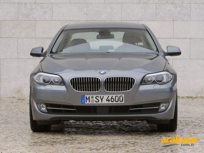2012 BMW 5 Serisi 528i xDrive Exclusive Otomatik