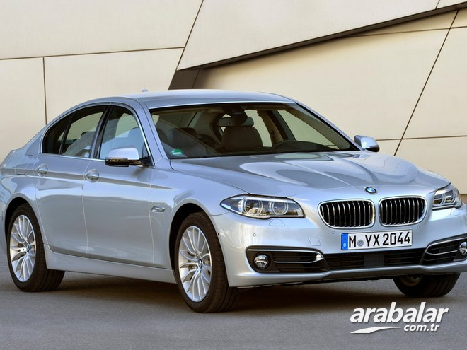 2016 BMW 5 Serisi 520i 1.6 Executive M Sport AT