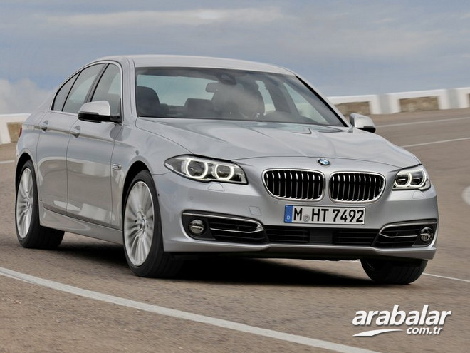 2016 BMW 5 Serisi 520d 2.0 Pure AT