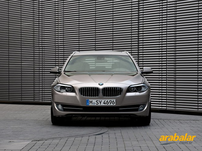 2015 BMW 5 Serisi Touring 525d Xdrive