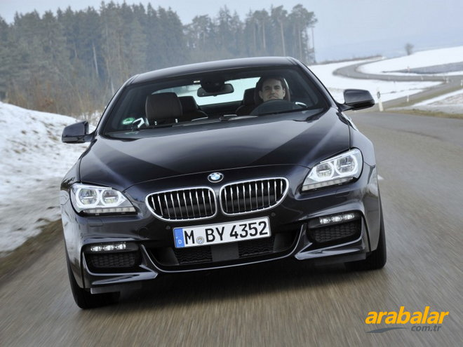 2011 BMW 6 Serisi 640i Exclusive Otomatik