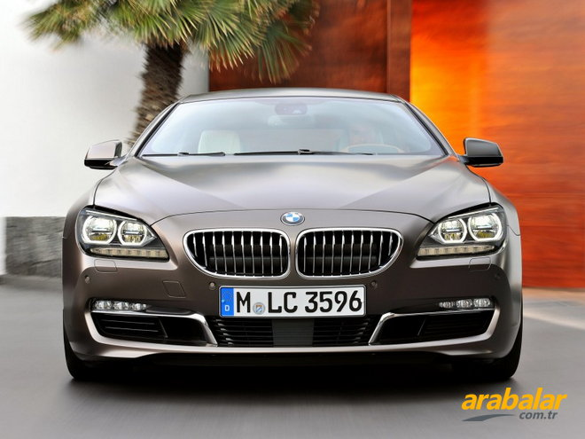 2015 BMW 6 Serisi Gran Coupe 640d xDrive