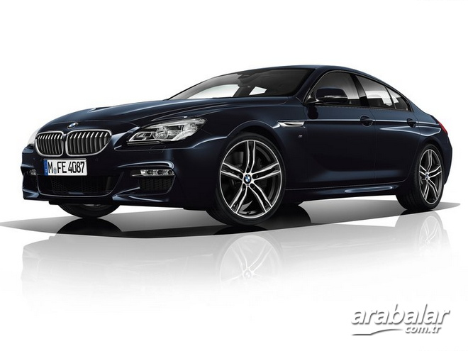 2017 BMW 6 Serisi 640d 3.0 Pure Experience