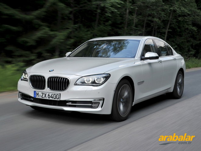 2011 BMW 7 Serisi 730 Ld Exclusive Otomatik