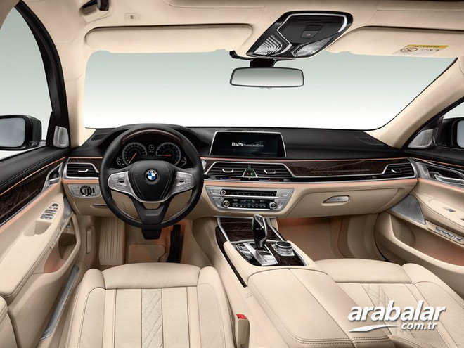 2016 BMW 7 Serisi 730d 3.0 Luxury AT