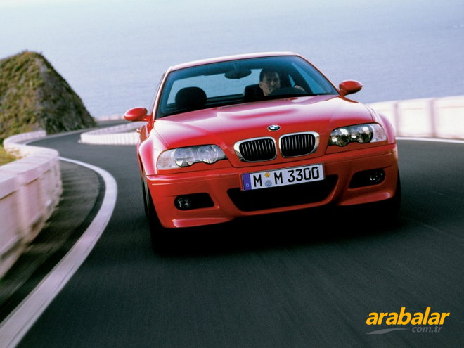2002 BMW M Serisi M3 Coupe