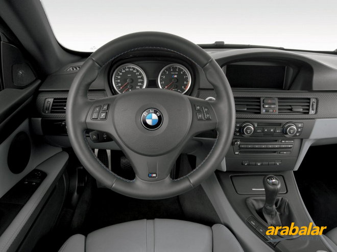 2007 BMW M Serisi M6 Coupe