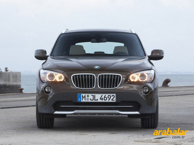 2010 BMW X1 2.0d sDrive