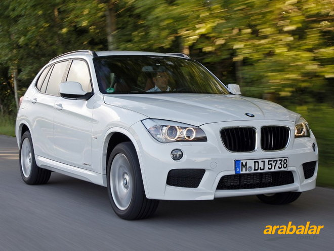 2013 BMW X1 1.6i sDrive