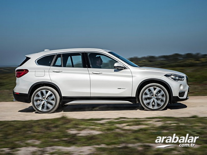 2015 BMW X1 16i sDrive