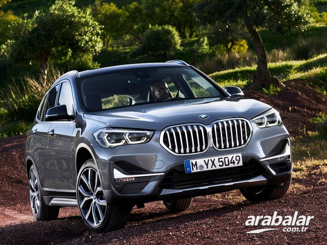 2020 BMW X1 16d 1.5 sDrive