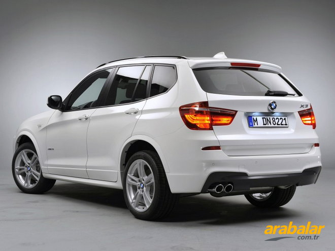 2011 BMW X3 2.0d xDrive Exclusive