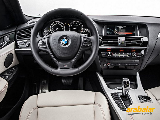 2017 BMW X4 20d 2.0 Exclusive AT