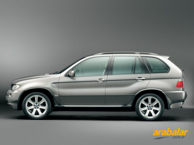 2005 BMW X5 4.8is