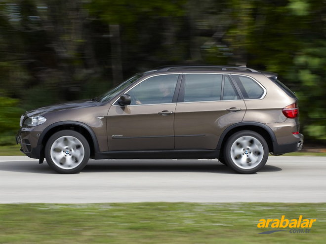 2013 BMW X5 3.0d xDrive Family
