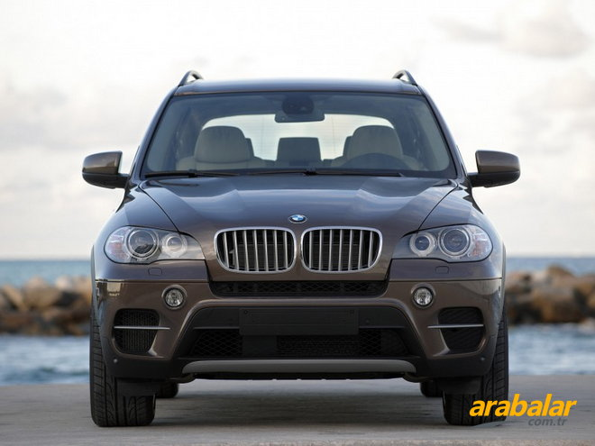 2012 BMW X5 3.0d xDrive Family