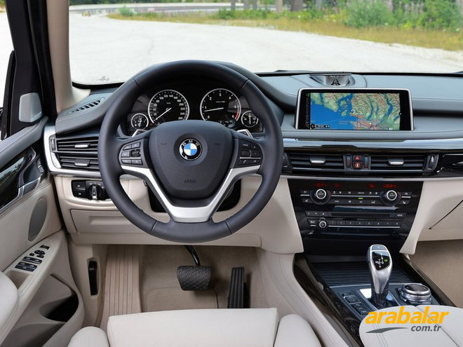 2016 BMW X5 25d 2.0 Prestige AT
