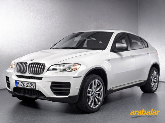 2012 BMW X6 4.0d xDrive Luxury