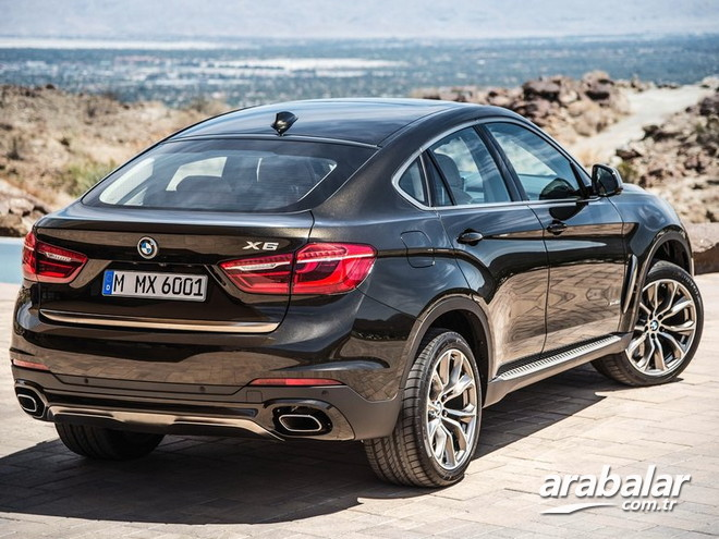 2016 BMW X6 40d 3.0 Pure AT