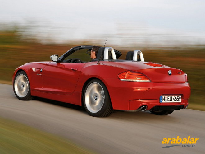 2011 BMW Z Serisi Z4 2.0i sDrive Exclusive