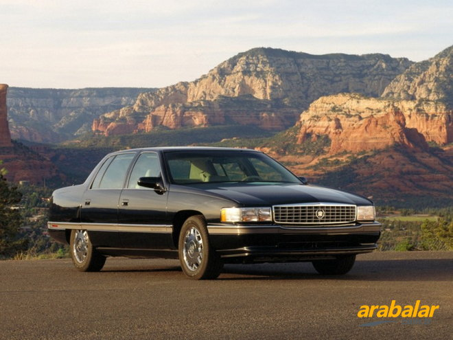 1998 Cadillac DeVille 4.6 Coupe