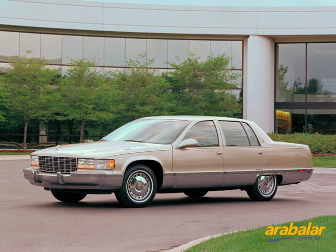 1995 Cadillac Fleetwood 5.7 STD