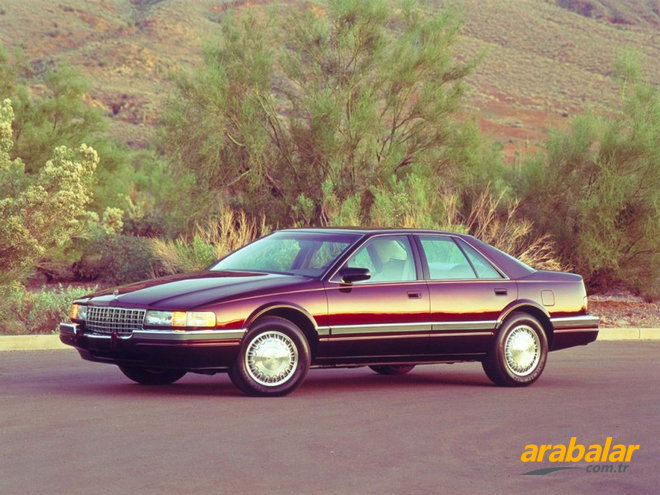 1994 Cadillac Seville 4.6 STS