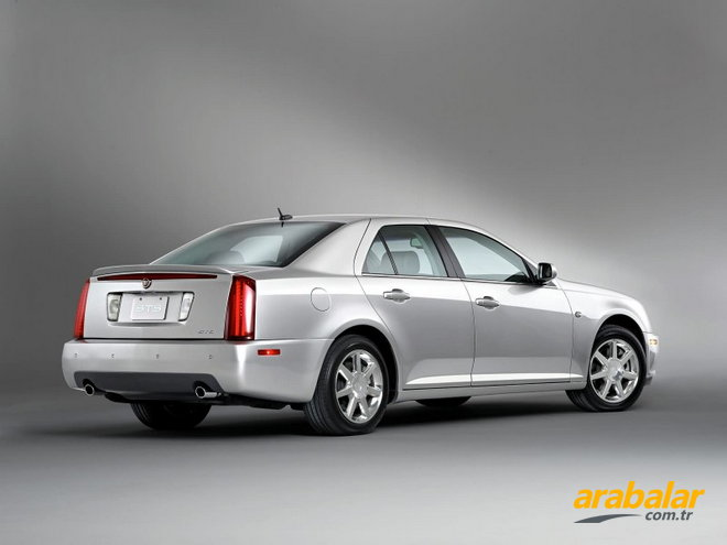 2006 Cadillac STS 4.6 V8 Sport Luxury