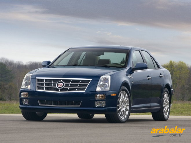 2008 Cadillac STS 4.6 V8 Sport Luxury