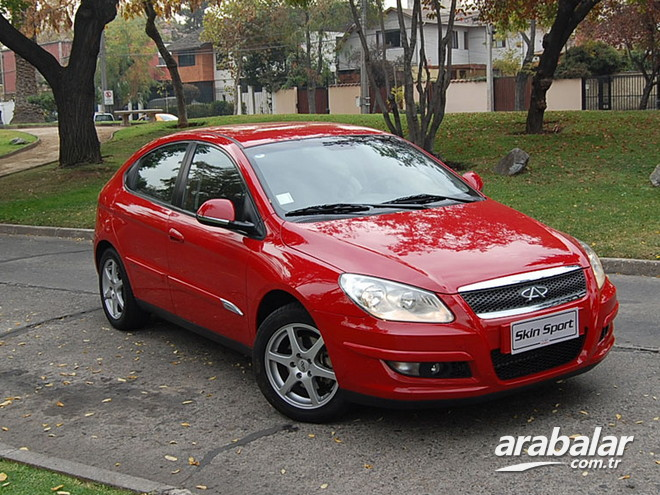 2013 Chery Chance 1.6 Norma