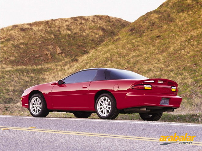 1997 Chevrolet Camaro SS Coupe