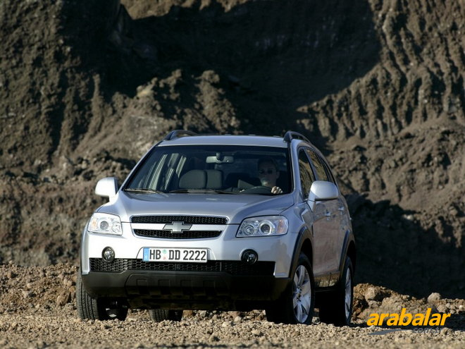 2007 Chevrolet Captiva 2.0 Medium 5K