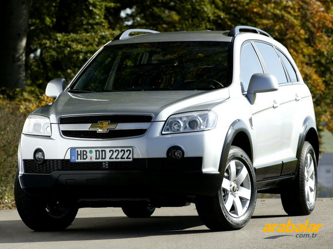 2009 Chevrolet Captiva 2.0 High 5K