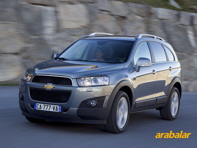 2014 Chevrolet Captiva 2.0 LT