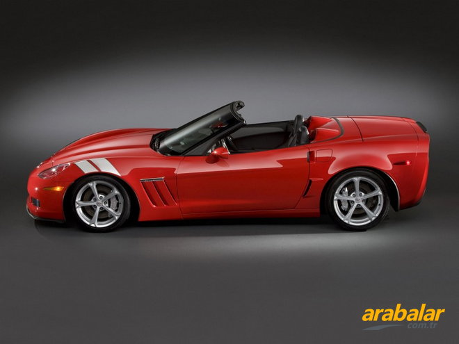 2010 Chevrolet Corvette 6.2 V8 Convertible