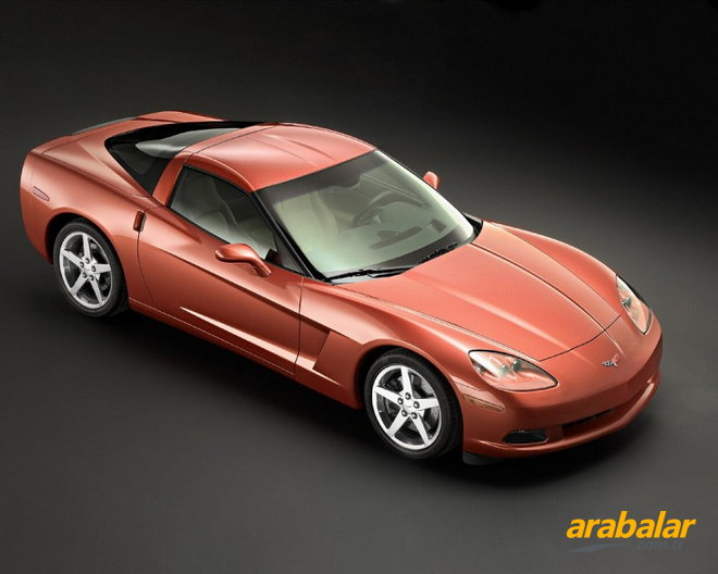 2006 Chevrolet Corvette 6.0 V8 Coupe Otomatik