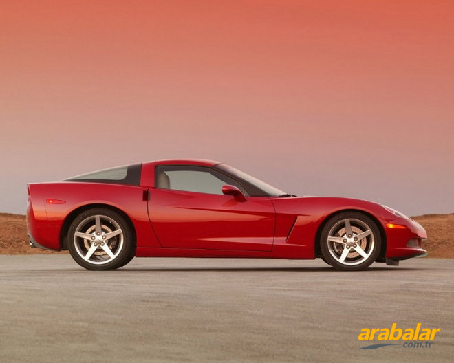 2009 Chevrolet Corvette 6.2 V8 Coupe