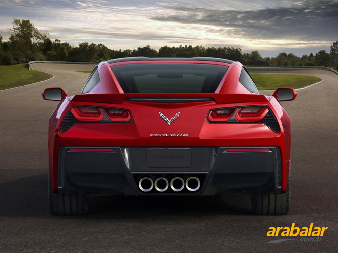 2014 Chevrolet Corvette 6.2 V8 Coupe