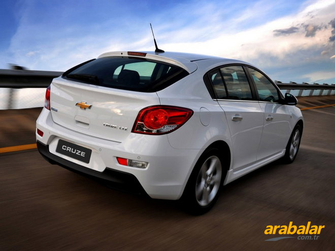 2013 Chevrolet Cruze Owner Manual M