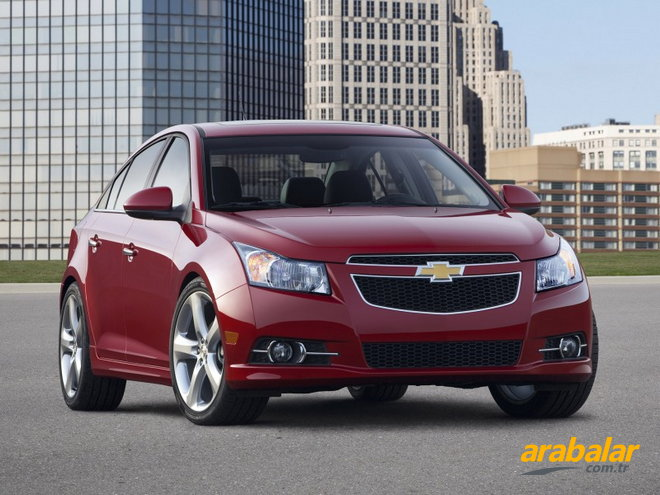 2012 Chevrolet Cruze 1.6 LT Plus