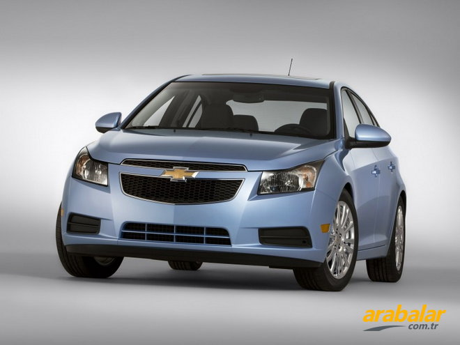 2013 Chevrolet Cruze 1.6 WTCC Edition Plus