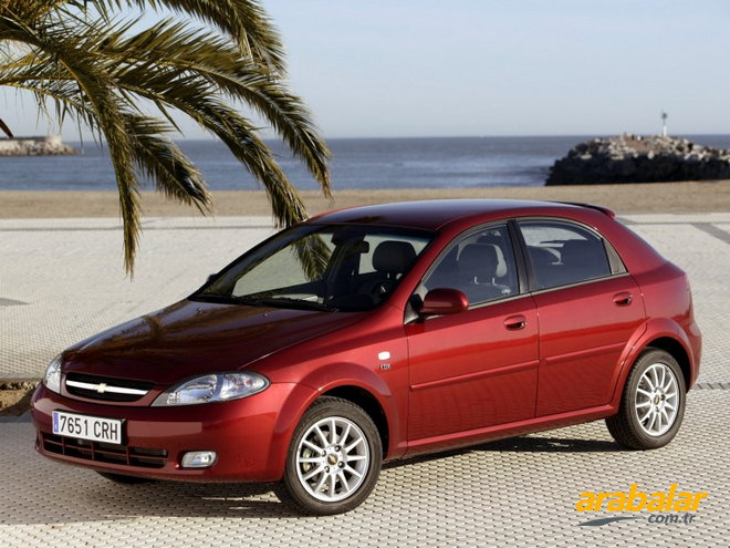 2008 Chevrolet Lacetti HB 1.6 CDX