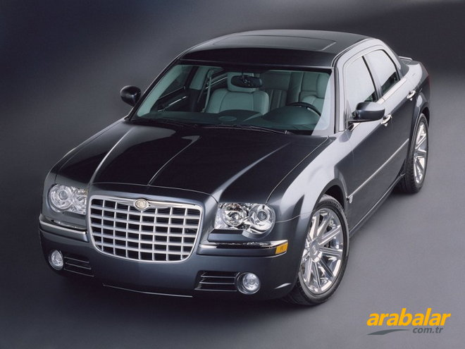 2006 Chrysler 300 C 3.5