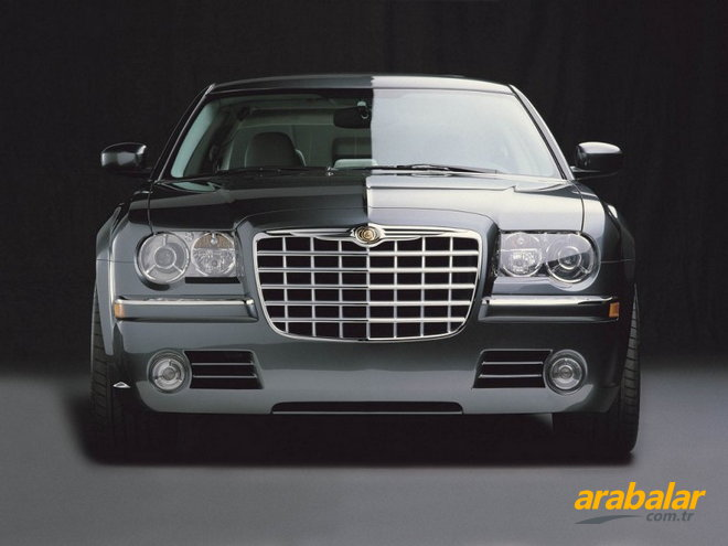 2005 Chrysler 300 C 3.5