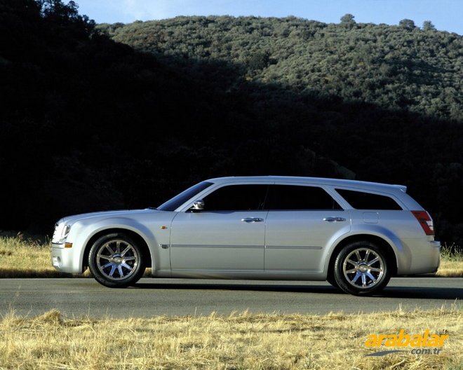 2007 Chrysler 300 C 3.5 Touring AWD